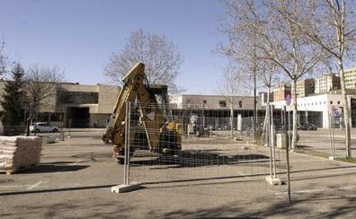Dornier comienza las obras para remodelar el 'parking' de la Feria de Muestras