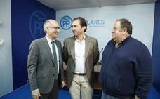 Enrique García Mariño, opción del PP para revalidar la Alcaldía de Aldeatejada