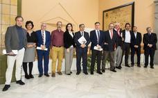 Vázquez da por concluido el plan para modernizar la Diputación de Segovia