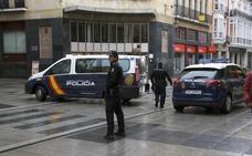 Detenido en Palencia por haber incendiado un edificio en La Coruña