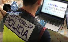 Ocho detenidos, uno en Segovia, por intercambiar pornografía infantil a través de Internet