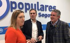 El PP de Segovia sobre Pedro Sánchez: «Es un presidente de Gobierno hincado de rodillas»