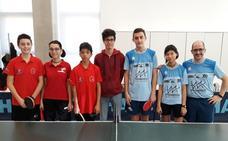 Cabrerizos, Bejarano, Gossima y Salesianos vencen en sus compromisos ligueros de tenis de mesa