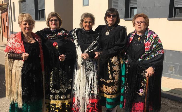 La provincia de Valladolid celebra la festividad de Santa Águeda (1/2)