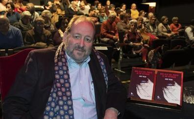 José Yoldi presenta una novela inspirada en el crimen de los marqueses de Urquijo