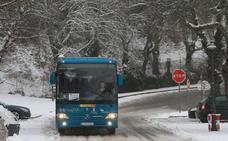El autobús entre La Granja y Navacerrada comenzará a funcionar el 16 de febrero