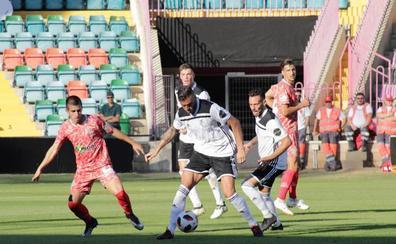 Un derbi entre el CD Guijuelo y el Salamanca CF para poner fin a una de las rachas