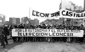 El día que León acarició su referéndum