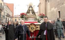 Arévalo celebra este fin de semana las fiestas en honor a la Virgen de las Angustias, patrona de la comarca