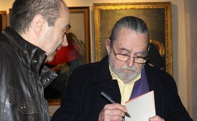 Jesús Munárriz presenta 'Y de pronto, Rimbaud' en la Casa Cervantes
