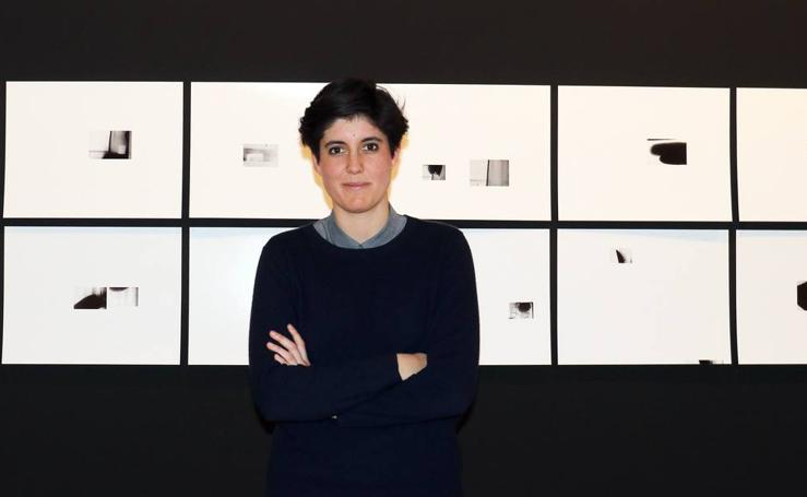Exposición de María Tinaut en el Museo Patio Herreriano