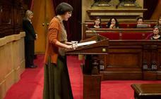 Una diputada de Esquerra reconoce que fue víctima de la violencia machista