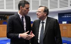Sánchez se mantiene en su estrategia con el secesionismo pese a la presión interna y externa