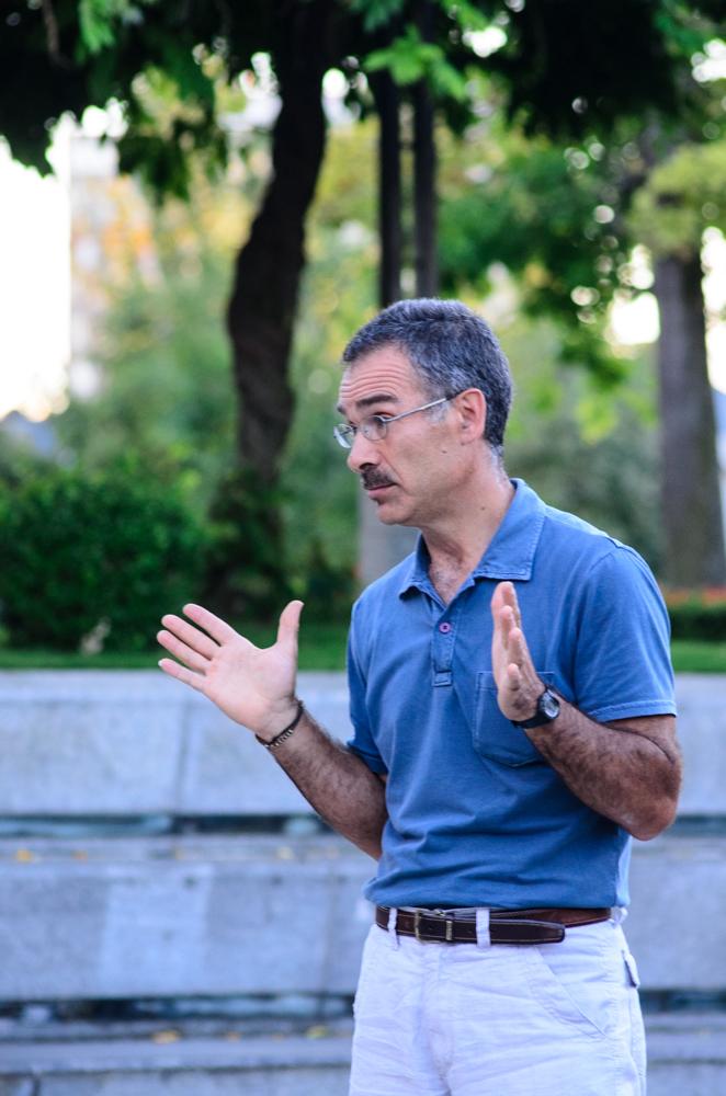 Nicanor Pastrana será el candidato de Podemos a la Alcaldía de León