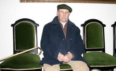 Rafael Vegas Moreno, el sacristán de Palacios, fallece a los 108 años, siendo el abuelo de la provincia de Ávila
