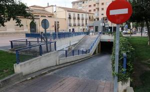 La reapertura del aparcamiento de José Zorrilla se retrasa hasta abril