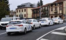 Expedientadas dos empresas de VTC con licencia de Segovia por operar fuera