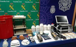 Suspendido el juicio contra los acusados de abastecer de droga al clan de los dominicanos