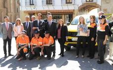 Protección Civil de Alba de Tormes organizó 39 servicios preventivos durante 2018