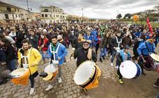 El novedoso 'Pasacalles de Cenizos' el martes pondrá el punto y final al Carnaval de Ciudad Rodrigo