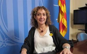 La consejera catalana de Justicia añora a Rajoy