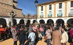 La solidaridad de Ciudad Rodrigo con Manos Unidas se traduce en 1.250 bocadillos