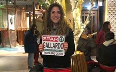 Carla Gallardo se proclama campeona de España sub 23