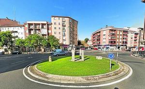 El Cristo del Mercado quiere que la rotonda del barrio lleve el nombre de Domiciano Monjas