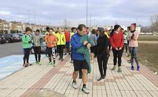 Cuarto entrenamiento de cara a la Media Maratón de Salamanca