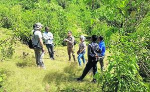 Investigadores de la cátedra de Micología de Palencia exportan sus conocimientos a Etiopía