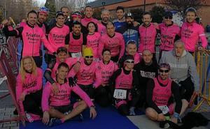 El Tripi, plata por equipos en Palencia