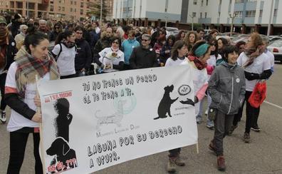 Más de un millar de personas exige en Laguna que cesen los envenenamientos a perros