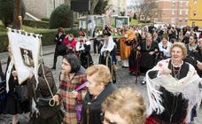 El barrio de San José celebra Santa Águeda