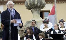 Luis del Olmo nombrado Matahombres de Honor en Zamarramala