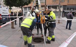 Corte de agua en varias zonas de Valladolid este lunes