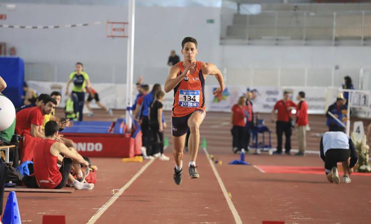 Nacional sub-23 de Atletismo en Salamanca (3/4)