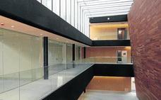 Así es el interior del nuevo edificio del campus de la UVA en Segovia