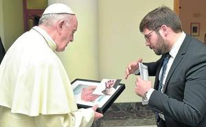 Un palentino en el Vaticano