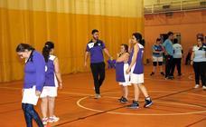Así son los miembros de los equipos de baloncesto San Cebrián de Palencia