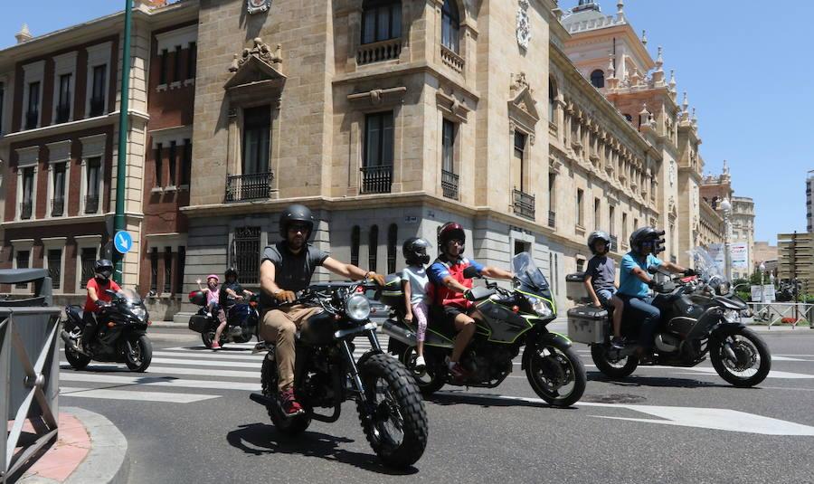 Las ventas de motos aumentaron un 14% en Castilla y León en 2018