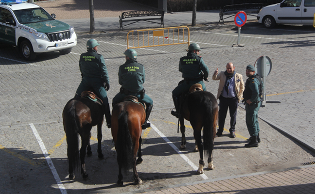 Finalizan las fiestas patronales de la Virgen de las Angustias en Arévalo marcadas por unas fuertes medidas de seguridad