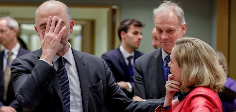 El Eurogrupo rechaza el riesgo de recesión pero asume que debe reaccionar con más brío