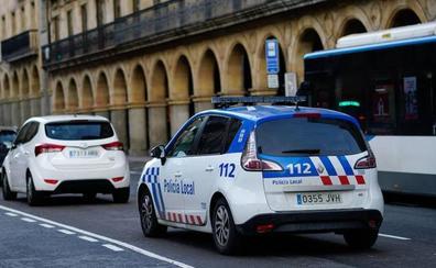 Denuncian a un hombre por conducir ebrio y de forma temeraria por Salamanca