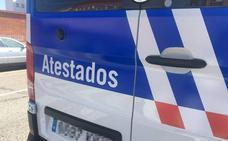 Un conductor ebrio circula en sentido contrario y golpea a una patrulla en Las Viudas