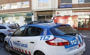 Trasladado a la Comisaría de Palencia un menor de 14 años por intento de robo de un móvil con violencia