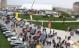 El Ayuntamiento licita el suministro de las carpas para la Feria de Cuéllar