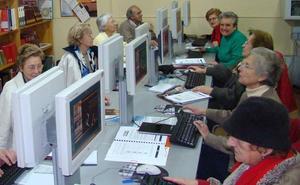 Más del 90% de los jubilados no manejan un ordenador