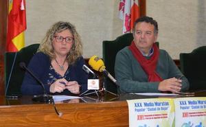 Béjar presenta la 30 edición de su Media Maratón Popular del domingo 31 de marzo