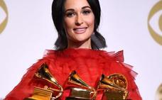 Los Grammy se visten de mujer
