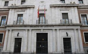 Las solicitudes de Justicia gratuita por violencia machista en Valladolid aumenta un 36% en cinco años